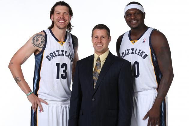 Memphis Grizzlies Media Day 2013: Interviews, Photos, Takeaways