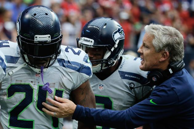 Dissecting Best Individual Matchups to Watch in Seattle Seahawks' Week 5 Action