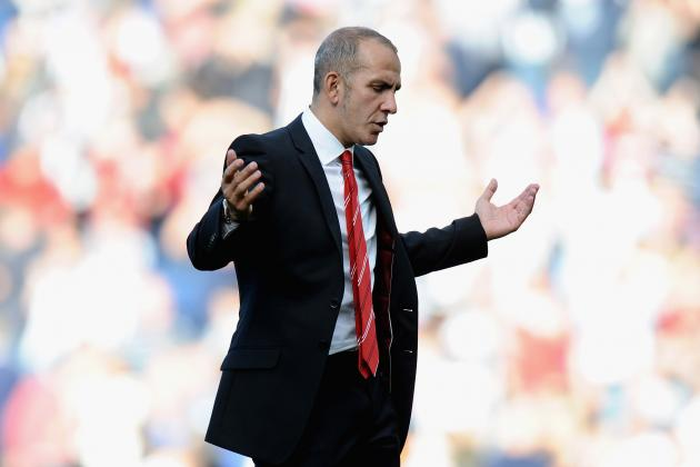 Paolo Di Canio Will Return to Coaching, but Not in the Premier League