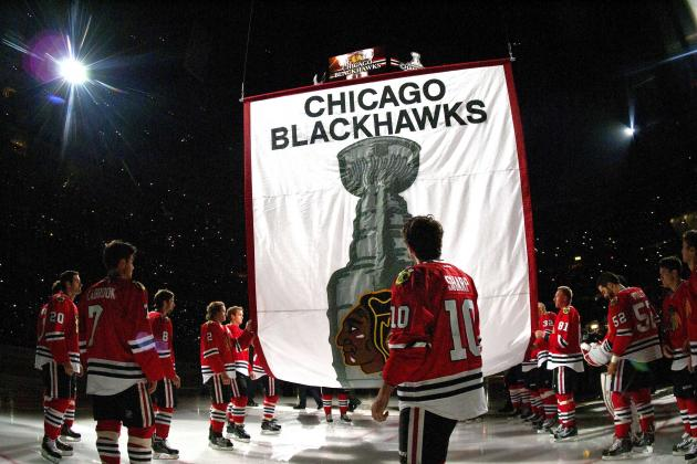 Chicago Blackhawks Kick off Repeat Bid by Showing Stanley Cup Grit
