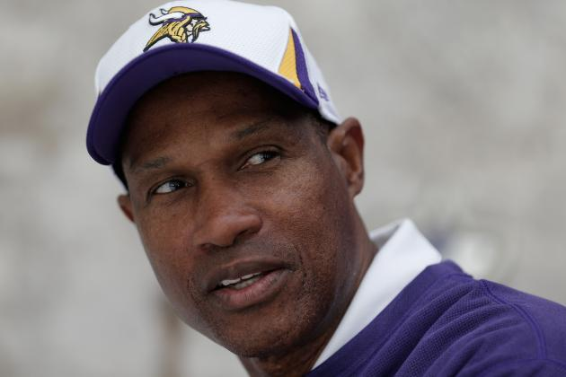 Frazier Vague on Vikings' QB Situation