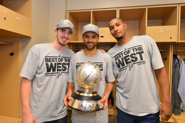 San Antonio Spurs Are Still the Best in the Southwest Division