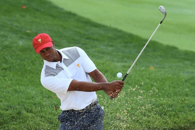Presidents Cup 2013 Schedule: Complete Viewing Guide for Tournament