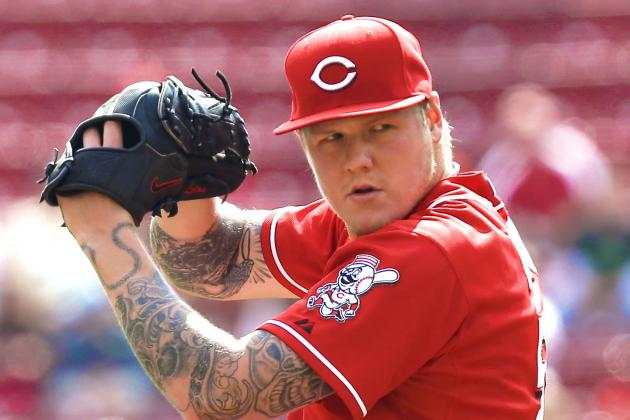 Mat Latos' Wife Dallas Claims Assault by Pirates Fan During NL Wild Card Game