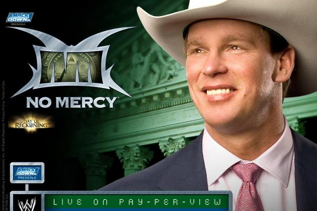 WWE Classic of the Week: Remembering JBL vs. Undertaker at No Mercy