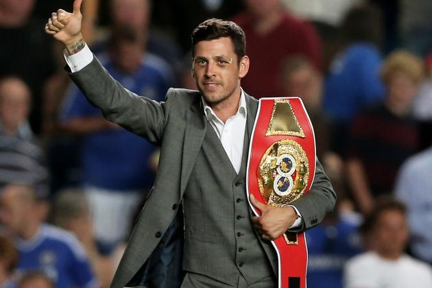 Darren Barker to Fight Felix Sturm on Enemy Territory in December