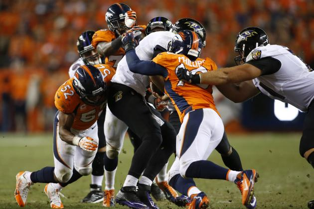 Why the Ravens Offensive Line Is Slowing Down the Entire Offense in Baltimore