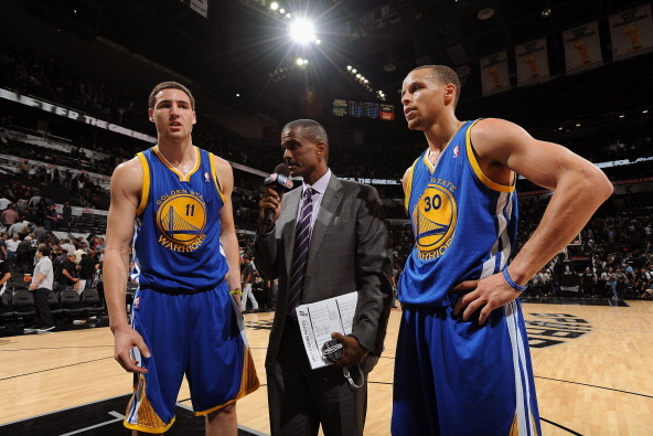 Stephen Curry and Klay Thompson Will Become the NBA's Best Backcourt in 2013-14