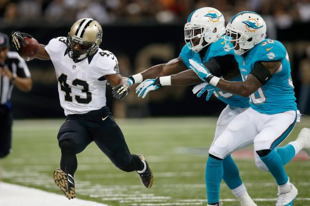 With Darren Sproles' Versatility, Saints Don't Need Dominant Run Game to Succeed
