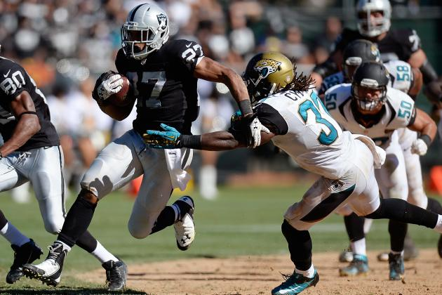 What Does Rashad Jennings Bring to the Oakland Raiders Offense?