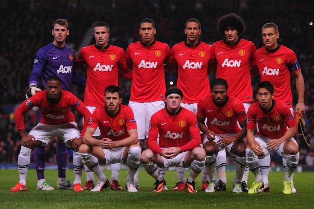 Shakhtar Donetsk vs. Manchester United: Live Score, Highlights, Recap