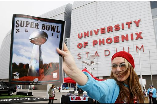 NFL to Glendale: Shape Up or Lose 2015 Super Bowl Events