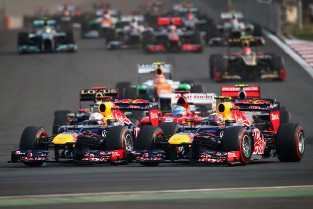 Why the Korean Grand Prix Simply Isn't Working