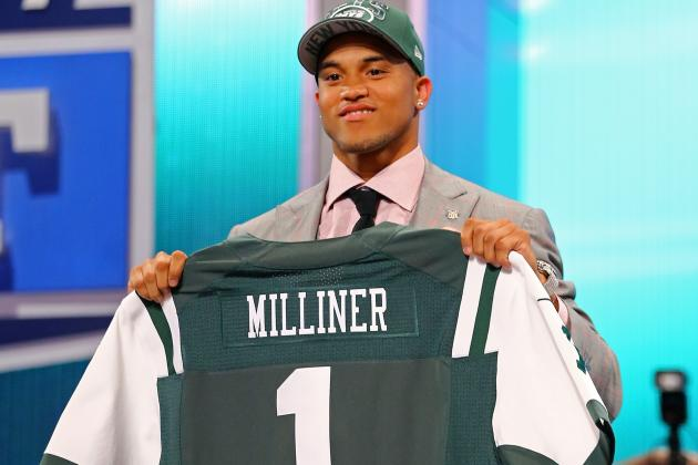 Jets' Draft Strategy Hurts Offense