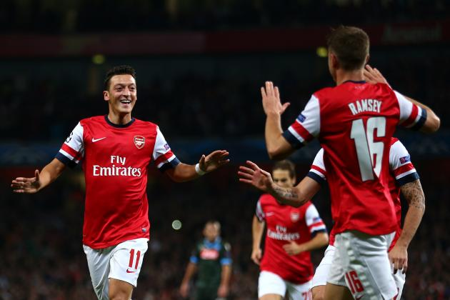 Mesut Ozil Needs to Show Consistent Genius at Arsenal to Reach the Next Level