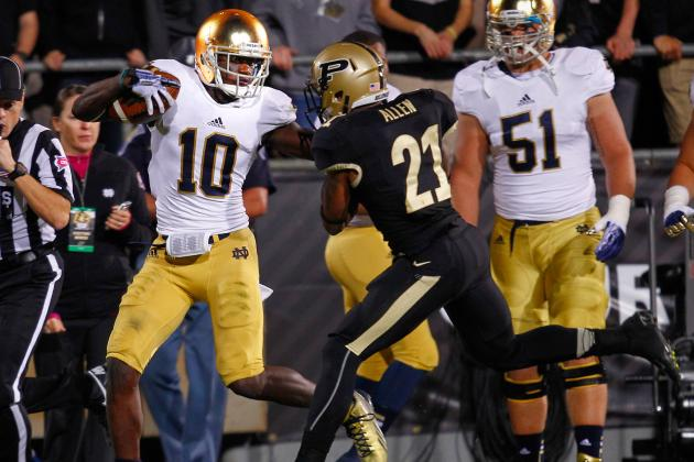 Breaking Down How Notre Dame Can Upset Arizona State and Save Its Season