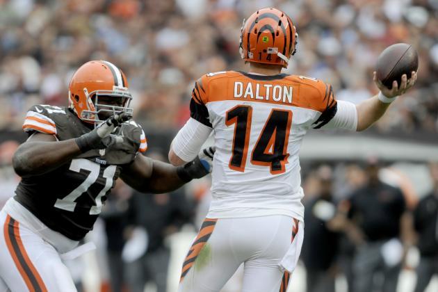 What's Wrong with Cincinnati Bengals Quarterback Andy Dalton?