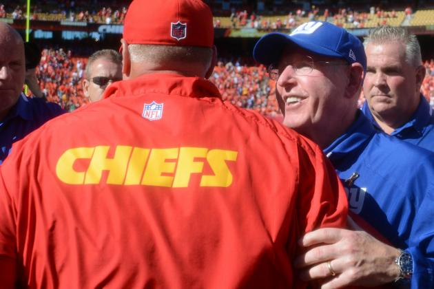 Chiefs' Offense Has Closed the Door on Opponents