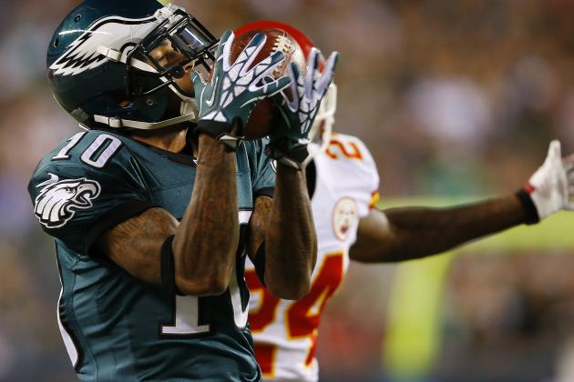DeSean Keeping the Faith in Eagles' New Offense