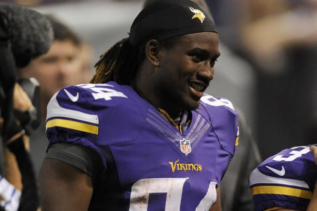 Minnesota Vikings: Cordarrelle Patterson Aggressive on Returns