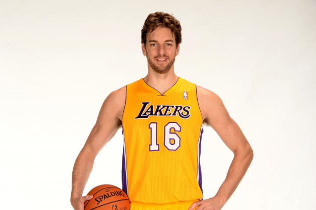 Pau Gasol Says He'd Like to Re-Sign with LA Lakers After 2013-14 Season