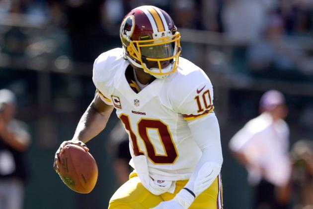 Washington Redskins Stats That Matter Through Week 4