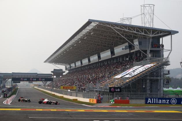 Korean GP Future in Doubt for 2014