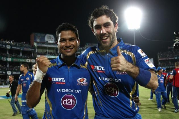 CLT20: Mumbai Indians vs. Perth Scorchers Scorecard, Recap and More