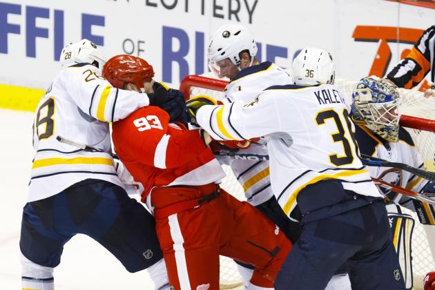Sabres vs. Red Wings: Key Players for Each Team in Season Opener