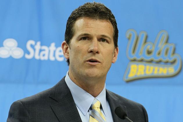 UCLA Coach Steve Alford Building Trust with Players