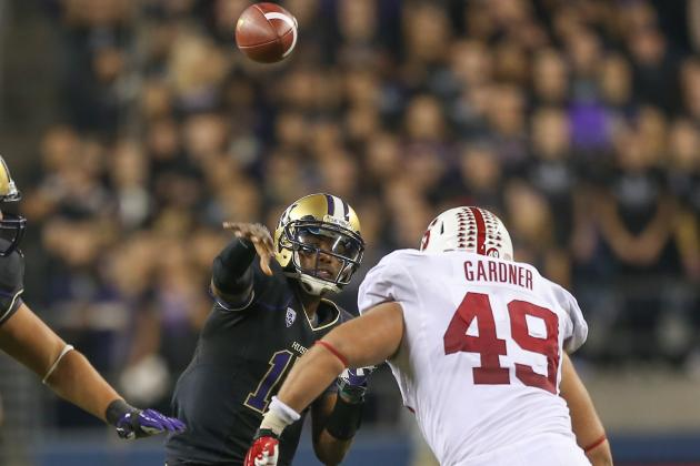 Washington vs. Stanford Might Be Another Defensive Struggle