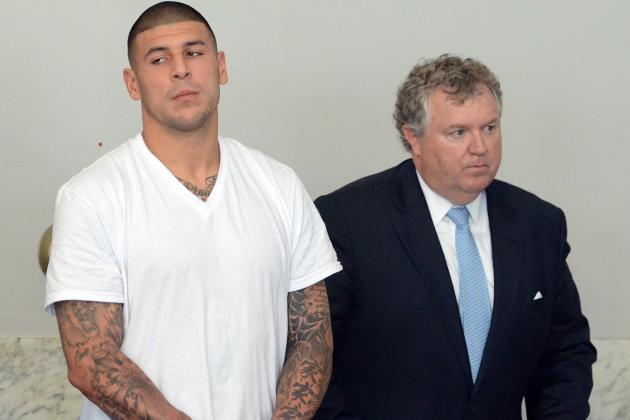 Aaron Hernandez Identified as Shooter in 2012 Double Murder by Witness