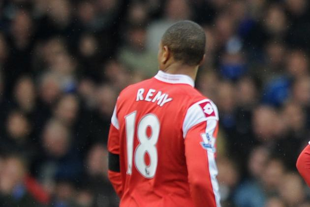 Redknapp Not Interested in Remy or Taarabt Returns