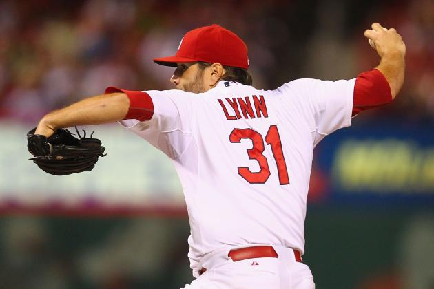 Cardinals Going with Lynn in Game 2