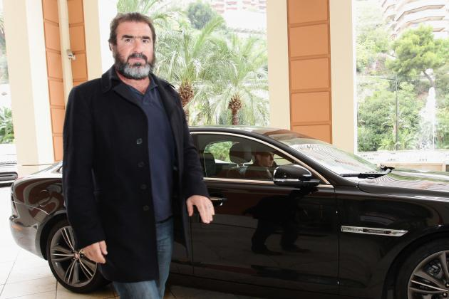 Manchester United Legend Eric Cantona to Play 'Stallion' in Erotic Movie