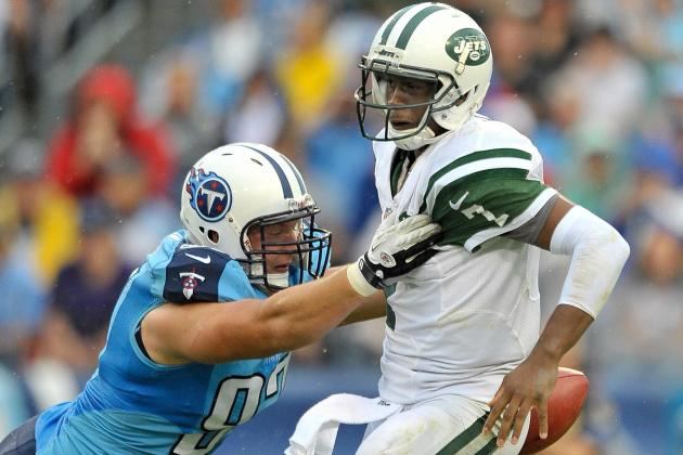 Geno Smith Tells the Defense He's Sorry