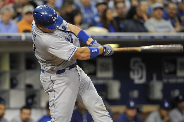 This Season Has Been the Capper for A.J. Ellis