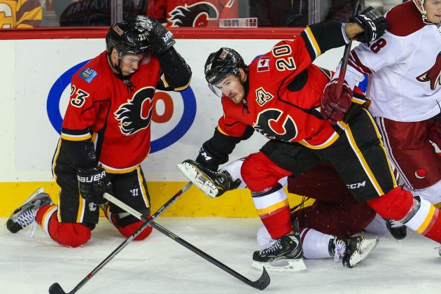 Wilson: What the Advanced Stats Say About the Calgary Flames