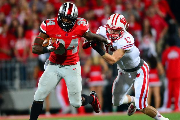 Carlos Hyde Back in a Leading Role