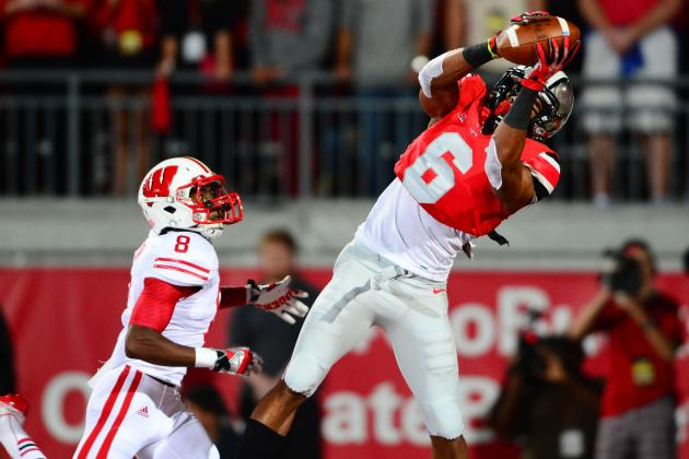 Buckeyes' Aerial Attack on Record Pace