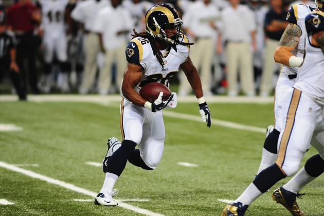Daryl Richardson Says He's Not Starting for Rams; Analyzing RB's Fantasy Value