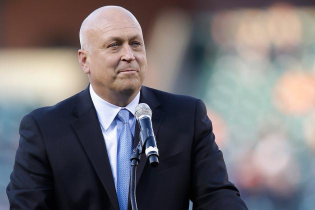 Could Cal Ripken Jr. Manage Nats? Well, He Didn't Rule It out