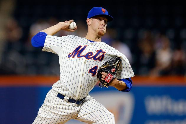 If Mets Want to Contend in '14, They Should Trade Wheeler