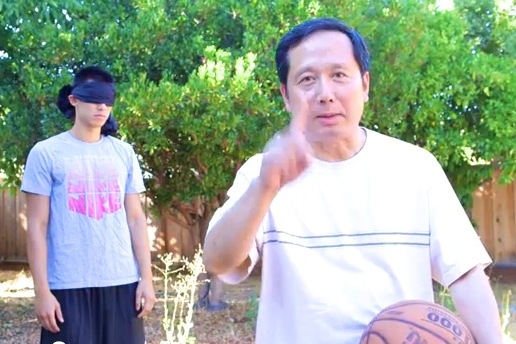 Lin's Dad Pushes Him to the Extreme