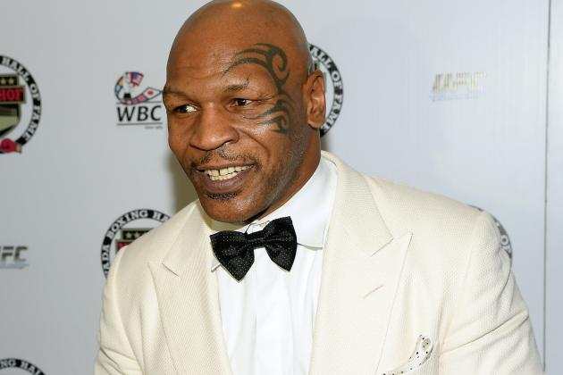 USA Boxing President Writes Open Letter to Mike Tyson