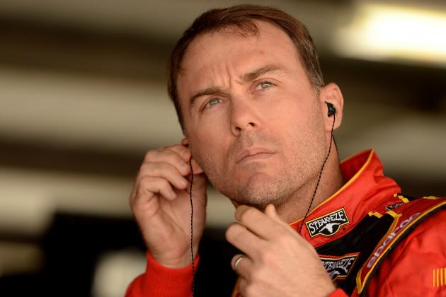 Driver Reports: Harvick in Position to Strike