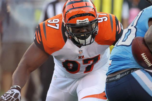 Bill Belichick Showers Geno Atkins with Huge Amounts of Praise