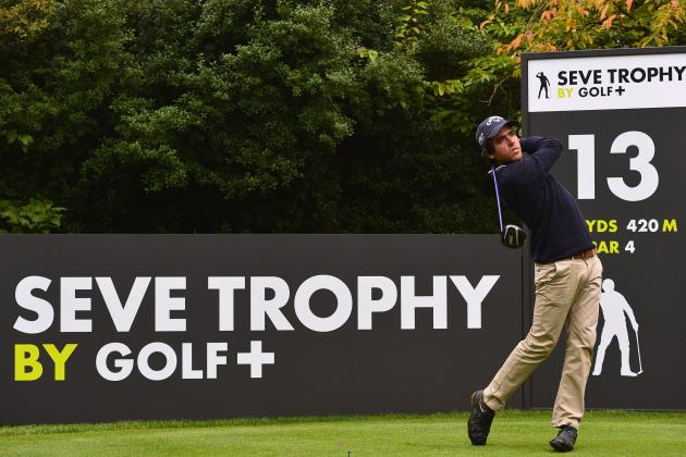 Seve Trophy 2013: Pairings, Tee Times and More for Day 1