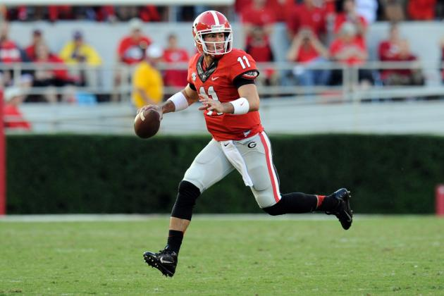 Composure a Key Element for UGA Offense