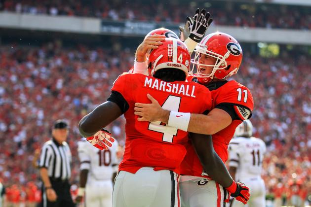 Richt: Marshall Capable of Taking Lead If Gurley Hurt